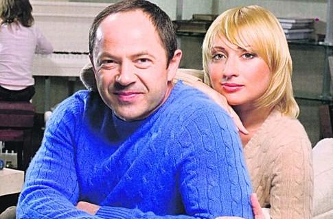 Тигипко с женой
