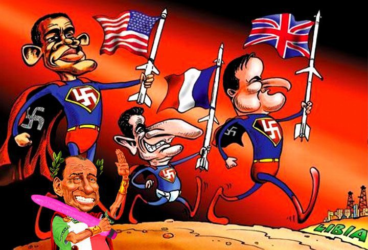 Саркози подтвердил начало военной операции в Ливии