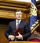 Виктор Янукович отметил год президентства телемарафоном по Украине