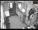 Видео: Приватбанк в Луцке ограблен за 43 секунды
