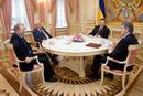 О чем говорили Янукович, Кравчук, Кучма и Ющенко