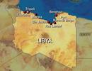Каддафи нанес мятежникам ответный удар
