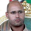 Погиб сын Каддафи Хамис