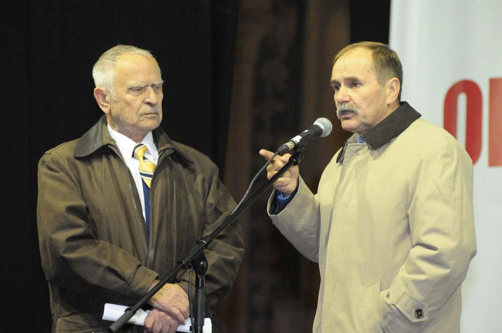 Акція Оборонимо – мову! Врятуємо – Україну!