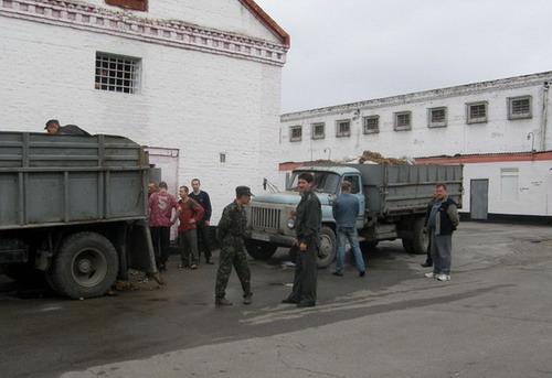 Запорожская тюрьма в которой чалилась Тимошенко