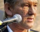 Паскудство и истерика Ющенко